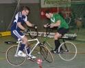 04.01.2014 - Radball Viertelfinale Deutschlandpokal mit Obernfeld II, in Obernfeld
